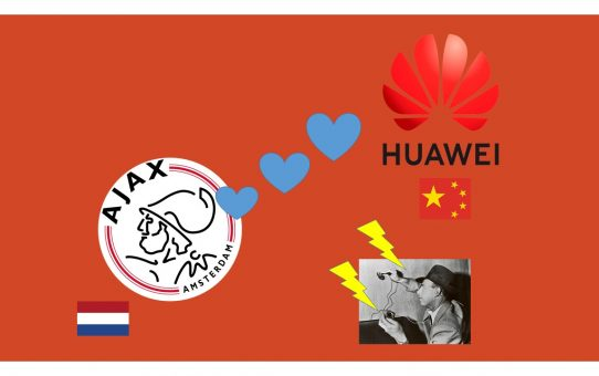 Ajax – Huawei: contract extension?