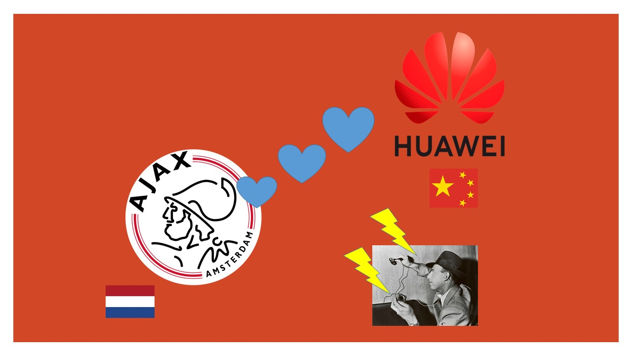 Ajax - Huawei: contract extension?
