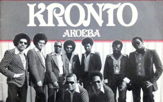 Kraker van de week # 13  Happy Boys_ Kronto