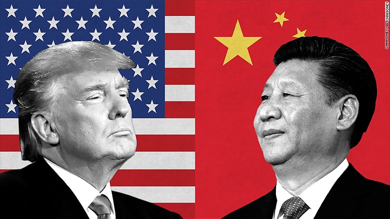 America first vs China first