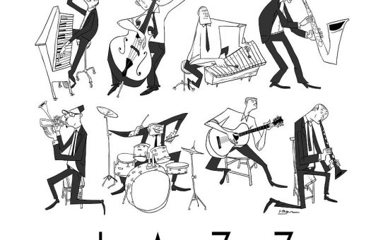 Smasher of the Week #21_Eddy's ZFM Jazz Playlist November 10 2019