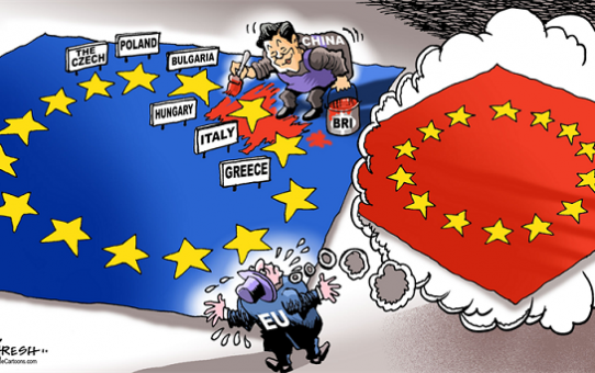 Holland, Europe & China: strategic questions