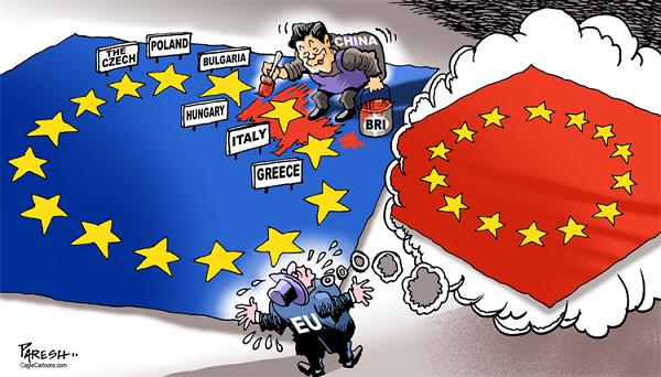 Nederland, Europa & China: strategische vragen
