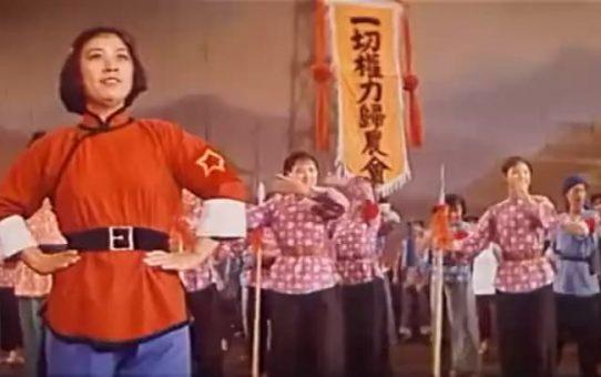 Kraker van de week #23_Wang Kun: het rooie meisje met het witte haar