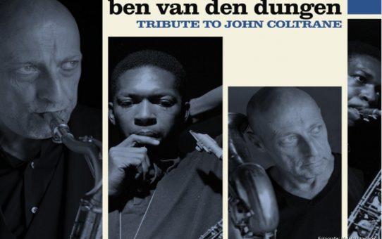 Kraker van de week#26_ZFM Jazz_26/01/2020: John Coltrane special met Ben van den Dungen
