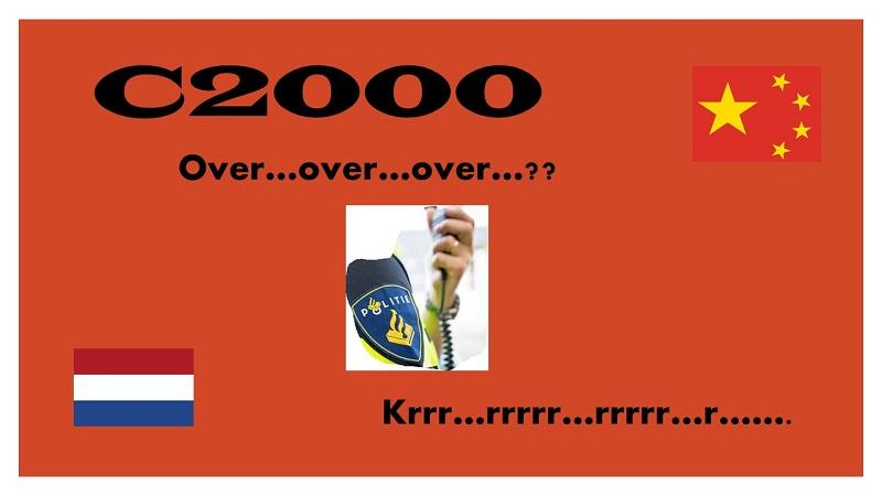 C2000 netwerk/werkt niet: Holland, Hytera & de Kille Oorlog