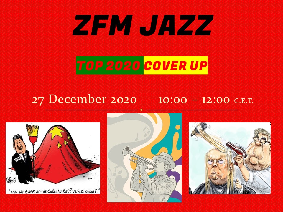 Smasher of the week#42: ZFM Jazz  Top 2020 Cover Up Special_27/12/2020